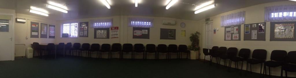 Lincoln training centre