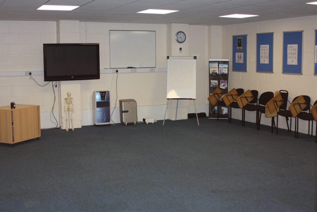 Main room - Spencer St