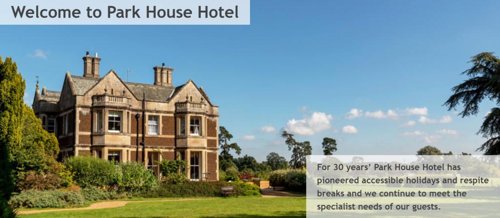 Customer links Park House Hotel